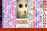 Futaba_Nyanさんのツイート中吊り広告